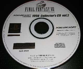 Screenshot Thumbnail / Media File 1 for Squaresoft on PlayStation 1998 Collector's CD Vol. 2 [U] (Final Fantasy VIII Demo)